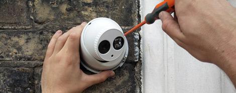 maintanance CCTV & Security systems