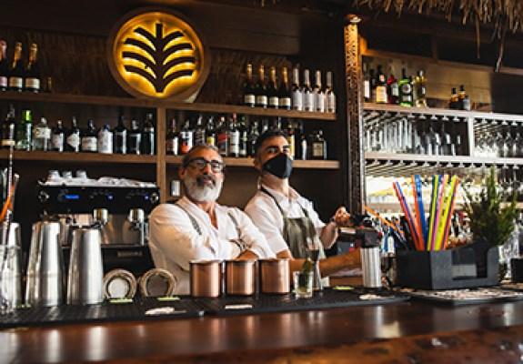 Barra y coctelería