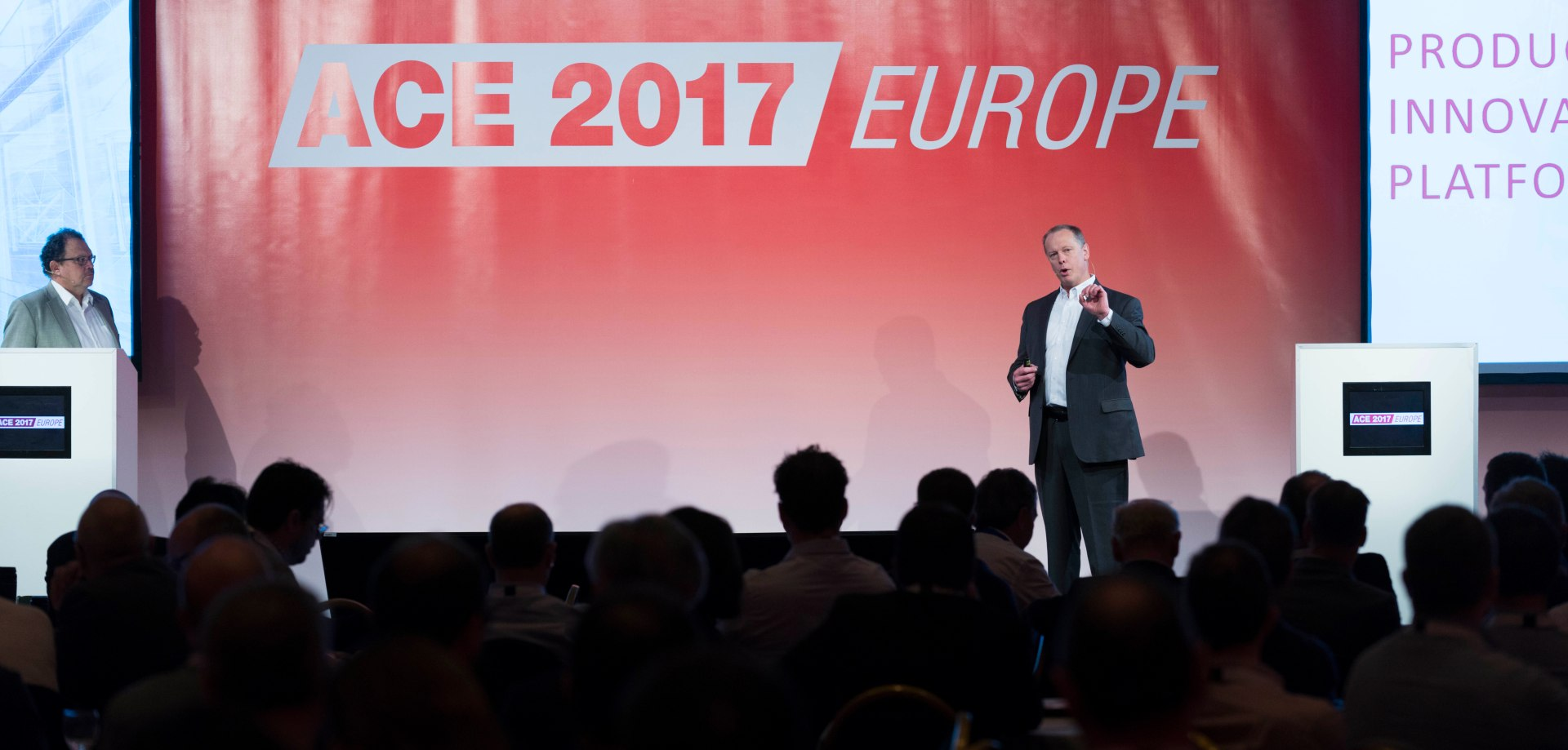 ACE 2017 Europe Tuesday Peter Schroer presents