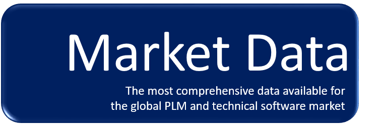 Comprehensive market data for the BIM, CAD, CAM, CAE, GIS and PLM market