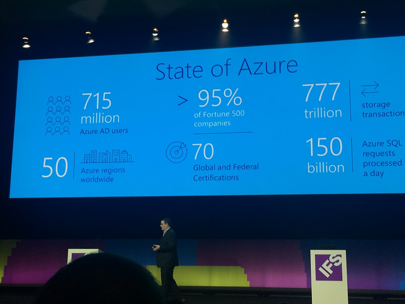 Paul Maher of Microsoft on Azure
