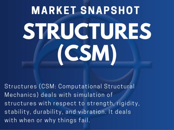 CAE Market Snapshot Structures (CSM)