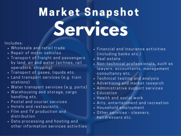 CAE Market Snapshot - Services