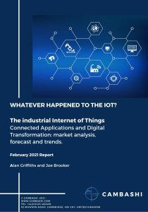 2021 industrial IoT market analysis, forecast and trends report