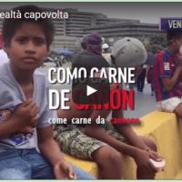 Venezuela: Realtà capovolta. (Video delle violenze organizzate dall'opposizione)