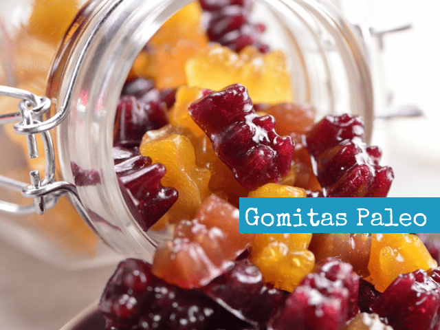 Gomitas saludables II