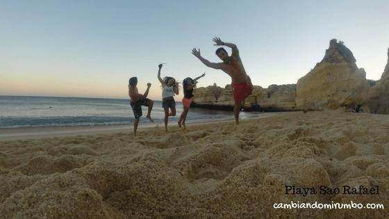 Playa Sao Rafael