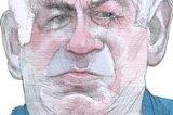 Benjamín Netanyahu, el admirador del muro