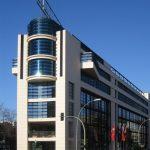 Casa Willy Brandt en Berlín, sede central del SPD. WikiCommons