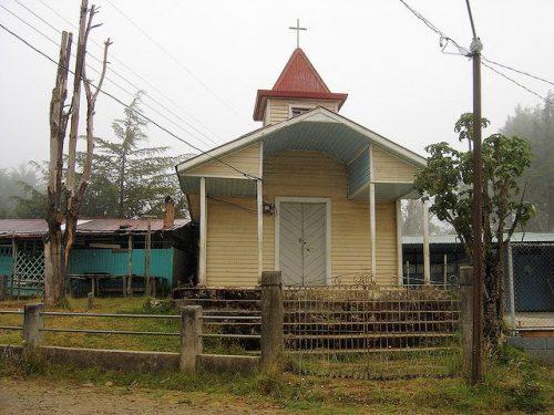 Iglesia de La Trinidad de Dota