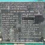 Placa La Paz San Ramón