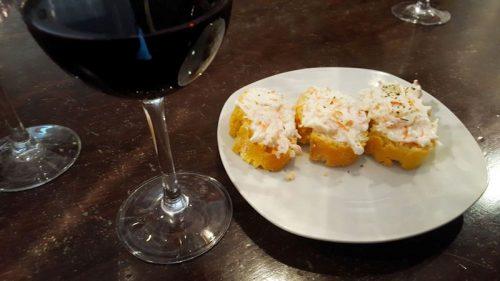 Una copa de buen vino de Madrid