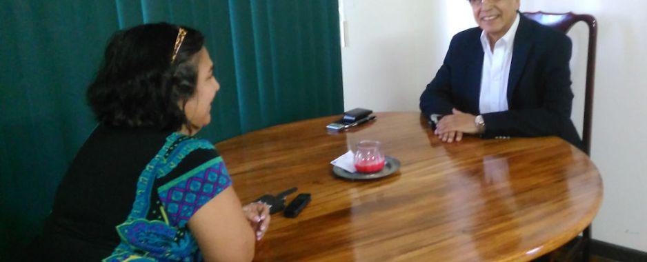 "Entrevista Rolando González: ""No soy el gurú de Liberación Nacional"""