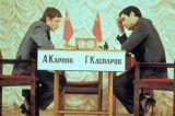 Cuando la caída de la URSS se anticipó en un tablero de ajedrez