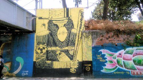 Grafitti San José