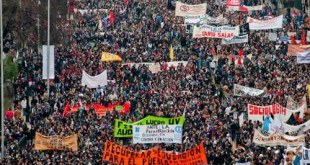 El mundo se alza contra la austeridad y el autoritarismo
