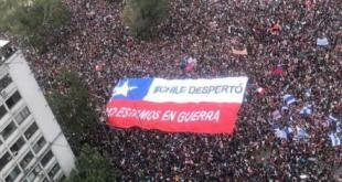 Fantasmas que recorren Chile