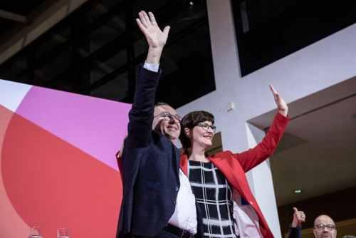 Alemania: El SPD necesita más que una nueva dirección