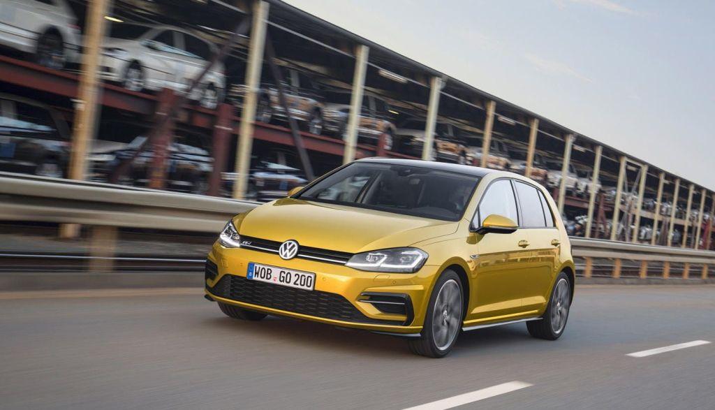 Novedades, Volkswagen Golf