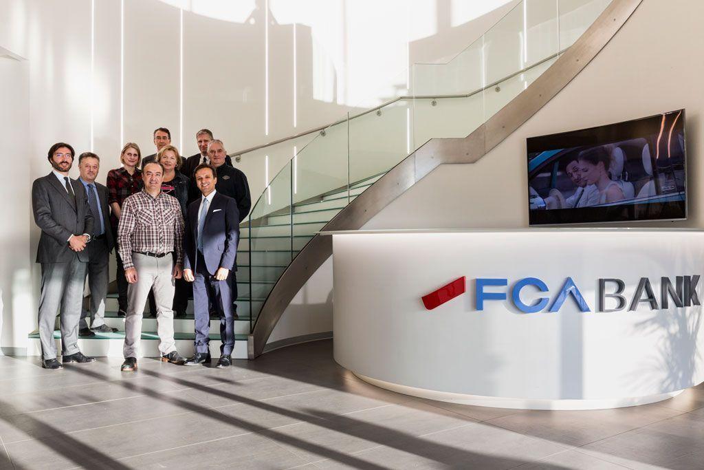 FCA BANK TRUST