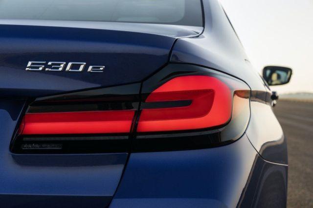 BMW SERIE 5 2020 PILOTOS