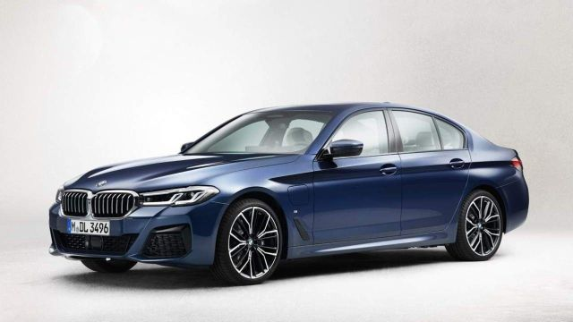 BMW SERIE 5 2020 LATERAL