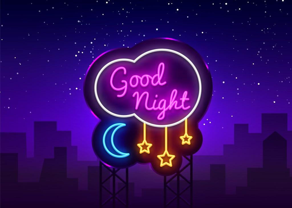 periodos del día en inglés - aprenda en cambly - good night