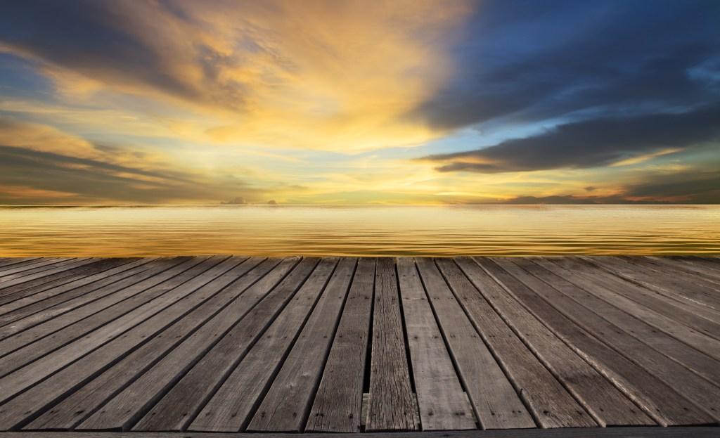 periodos del día en inglés - aprenda en cambly - sunset