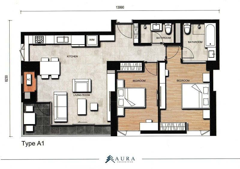 Layout_Aura 63 Condominium_ページ_06