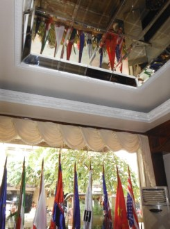 star-flags-reflected-in-mirror-ceiling