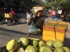coconut-seller