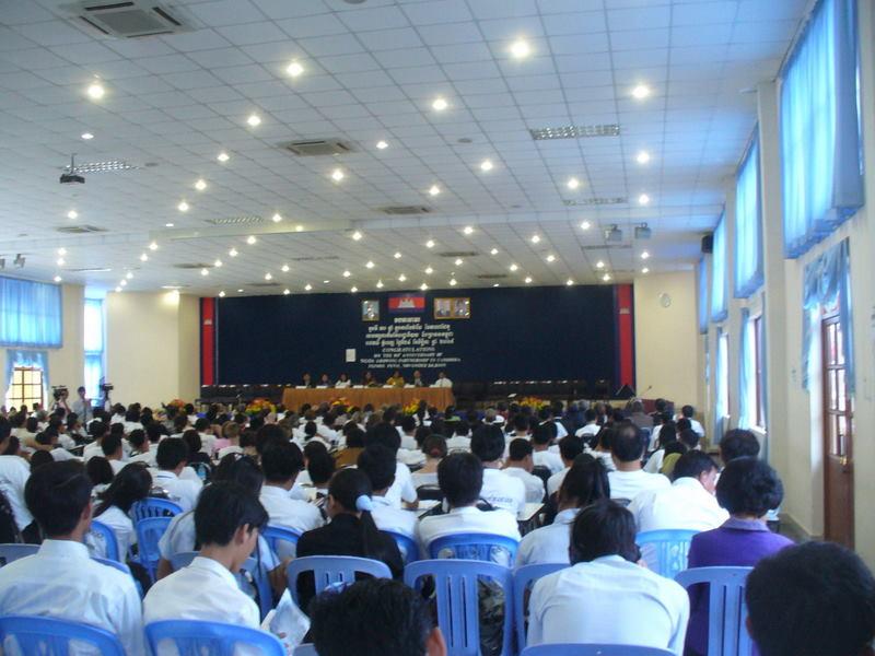 30 Years NGOs in Cambodia Celebration