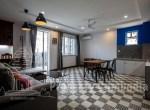 Olympic stadium-1 bedroom Apartment - Livingroom 2 - ipcambodia