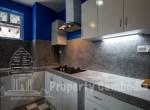 Olympic stadium-1 bedroom Apartment - kitchen 1 - ipcambodia