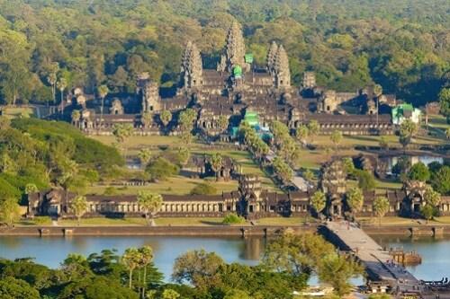 Angkor Wat - Siem Reap, Cambodja