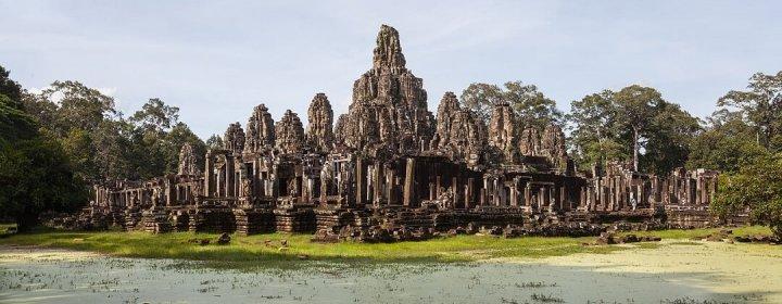 Bayon Temple – Angkor Thom, Siem Reap