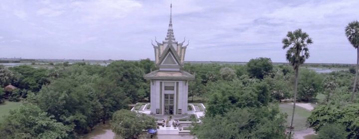 Buddhist Stupa – Choeung Ek Killing Fields
