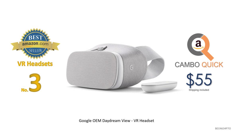 Google OEM Daydream View - VR Headset