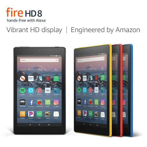 Fire HD 8 Tablet – Bought from Amazon Shipped to Cambodia