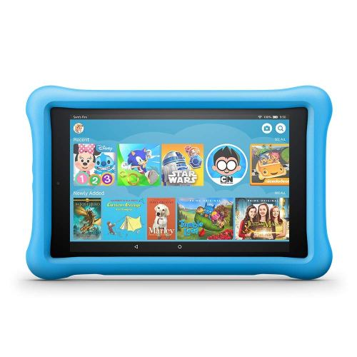 Fire HD 8 Kids Edition Tablet – Bought from Amazon, Shipped to Cambodia by Cambo Quick