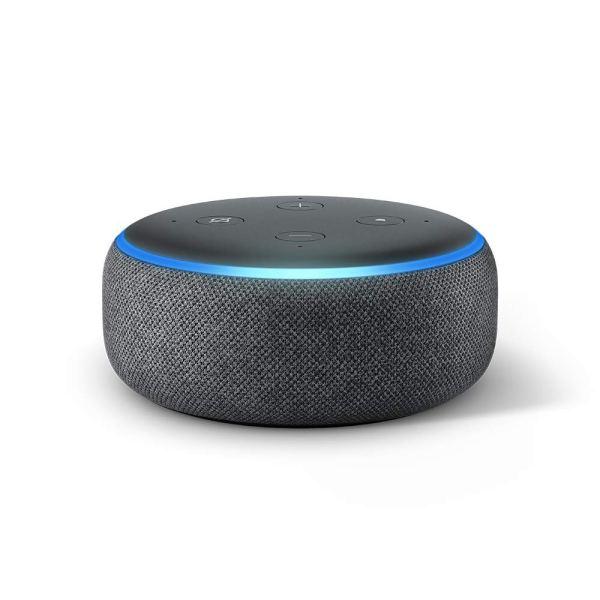 Echo Dot (3rd Gen) – Smart speaker with Alexa