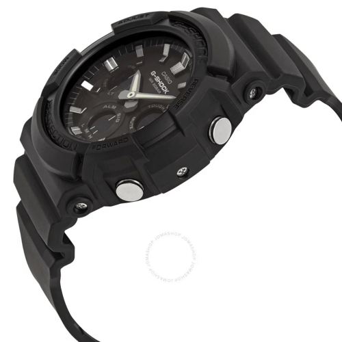 CASIO G-Shock Alarm World Time Black Dial GAS-100B-1ACR