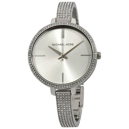 MICHAEL KORS Jaryn Silver Dial Ladies Watch MK3783