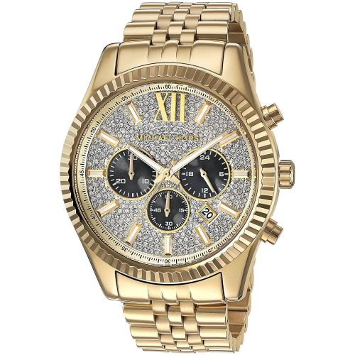 MICHAEL KORS Lexington Chronograph Men's Watch MK8494