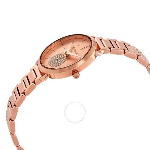 MICHAEL KORS Portia Rose Dial Ladies Watch MK3839