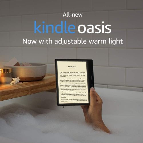 All-New Kindle Oasis E-reader – Bought from Amazon, Shipped to Cambodia by Cambo Quick
