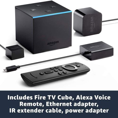 All-new Fire TV Cube – Bought from Amazon, Shipped to Cambodia by Cambo Quick