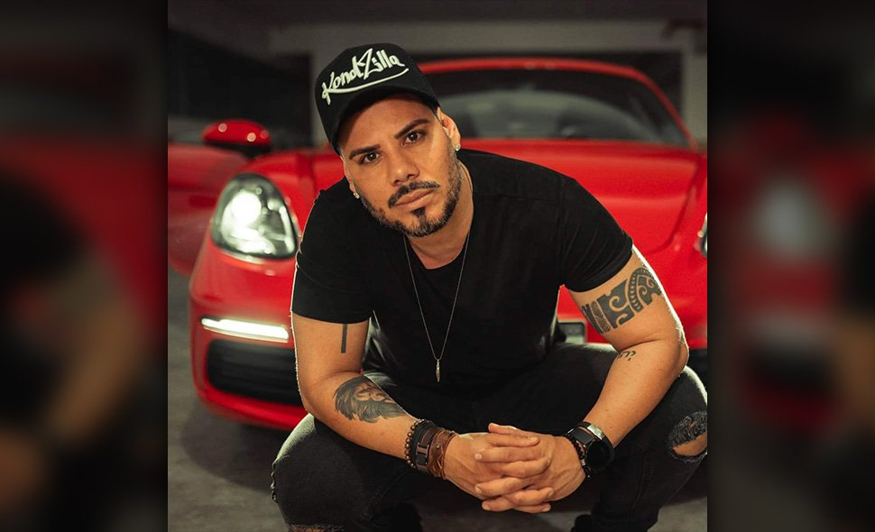 Cantor Rafael Bez de Itajaí lança clipe pela produtora de funk Kondizilla