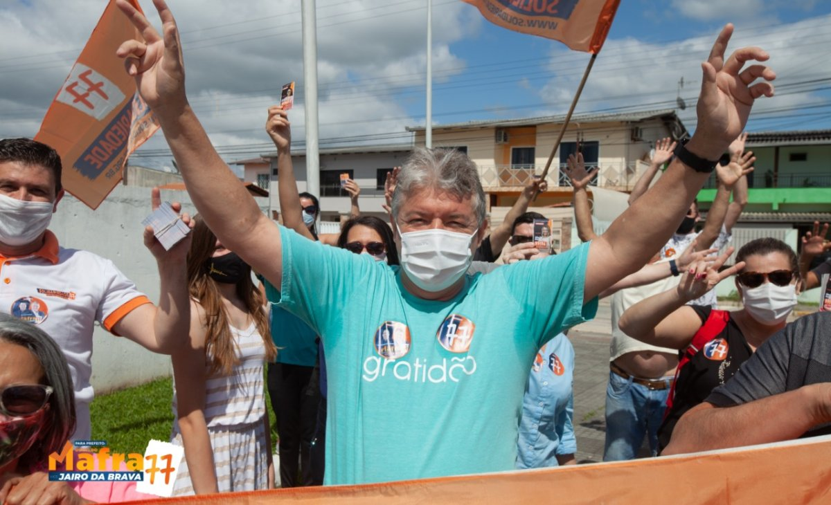 Nota do candidato a prefeito de Itajaí Osvaldo Mafra sobre a falta d´água na vizinha cidade