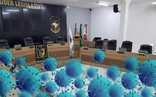Câmara de Vereadores de Camboriú é fechada para nova sanitização
